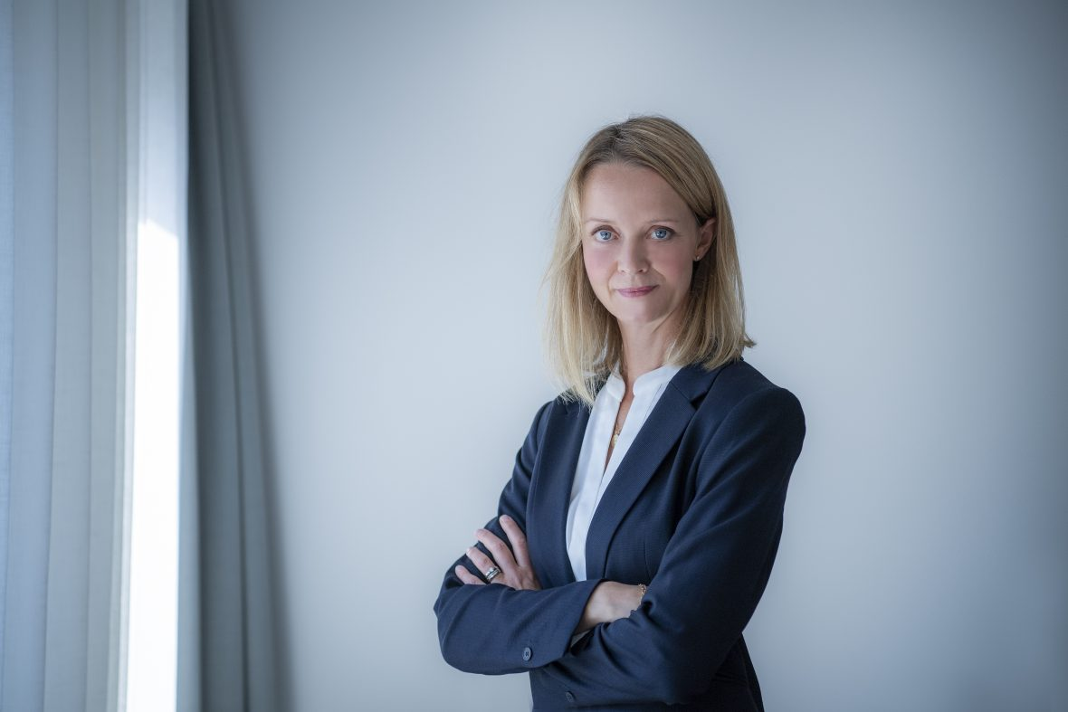 Sabina Joyau - näringspolitisk chef